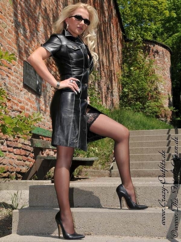 Leather Kingdom Fashion Shop Leather Dress Ds 132