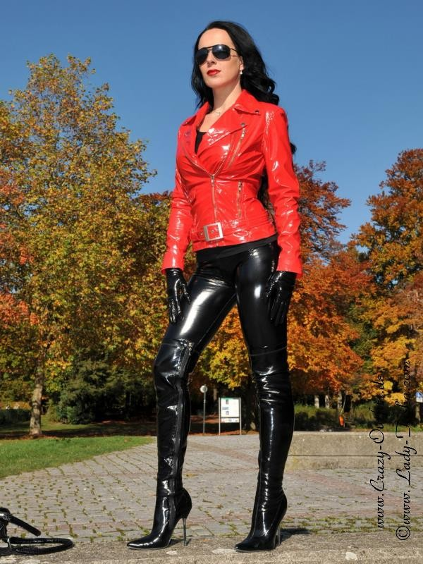 leather kingdom fashion shop vinyl jacket ds614v