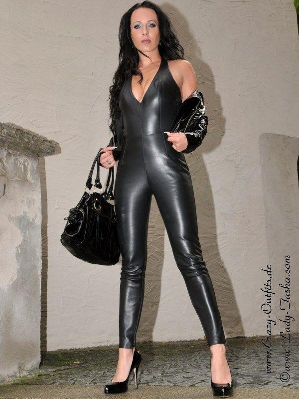 Leather Kingdom Fashion Shop Leather Catsuit Ds 706