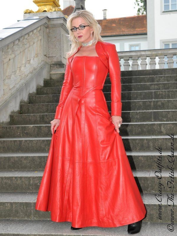 leather kingdom fashion shop lederkleid 4 053 designed by crazy outfits. Black Bedroom Furniture Sets. Home Design Ideas