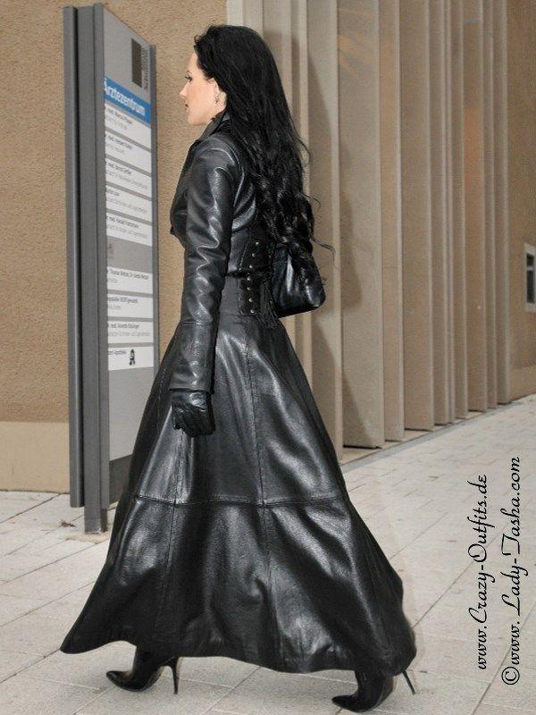 Leather Kingdom Fashion Shop Leather Coat Wide 4 012