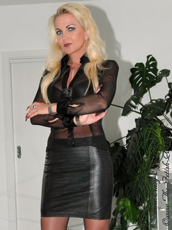 Leather Kingdom Fashion Shop - leather skirt DS-538 - designed by ...