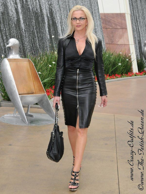 Leather Kingdom Fashion Shop Leather Skirt Ds 550