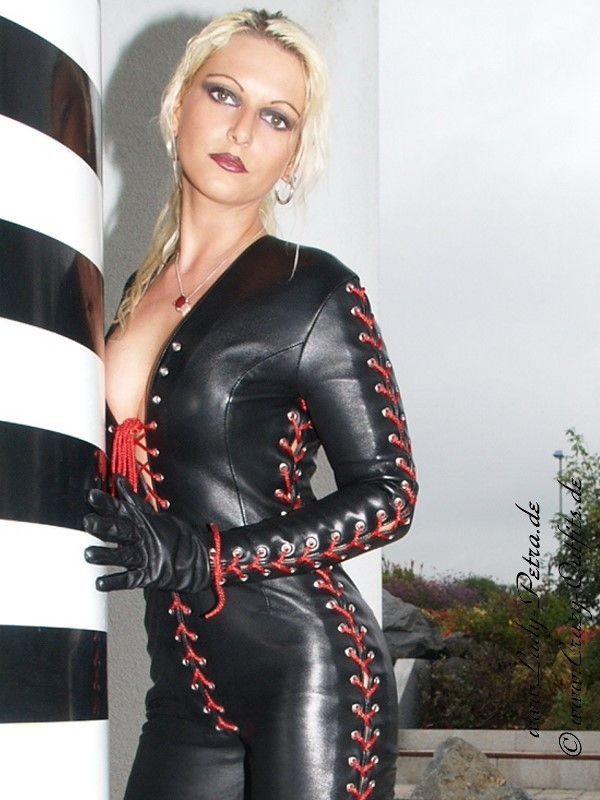 Leather Kingdom Fashion Shop Leather Catsuit 4 032