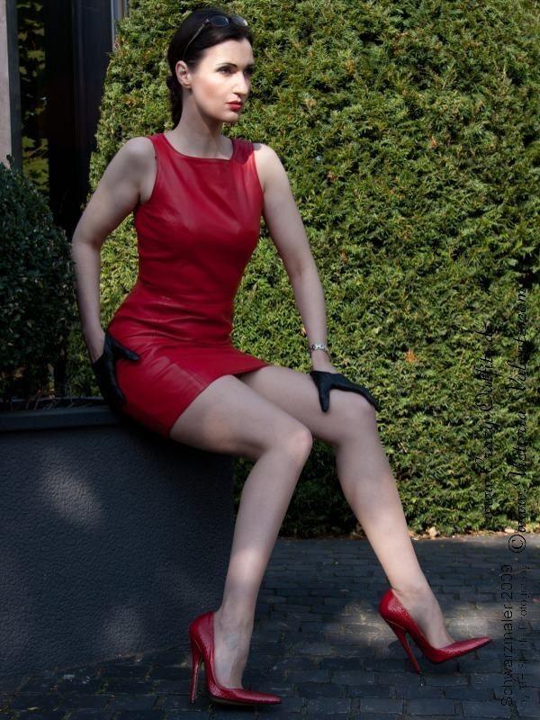 leather kingdom fashion shop lederkleid ds 036 designed by crazy outfits. Black Bedroom Furniture Sets. Home Design Ideas