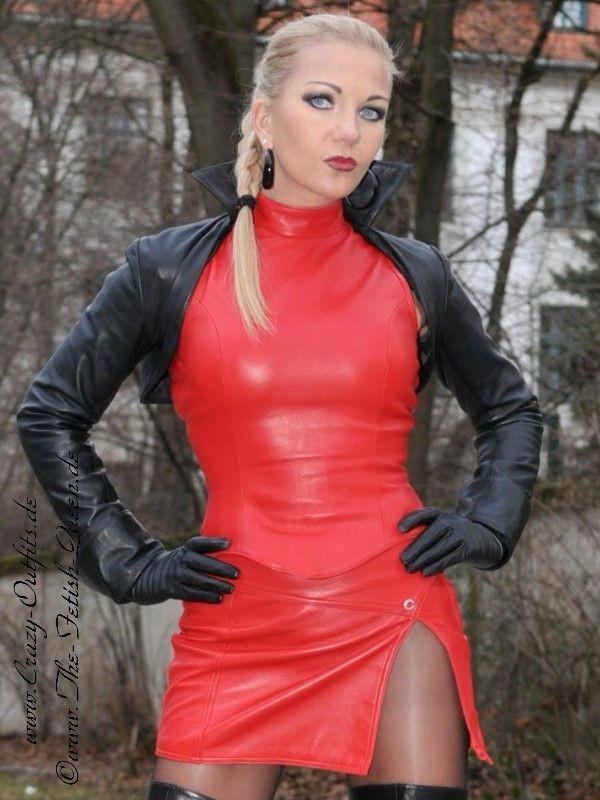 Leather Kingdom Fashion Shop - short mini leather skirt DS-510 ...