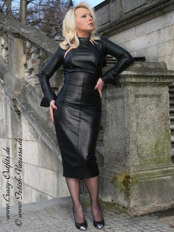 leather kingdom fashion shop lederrock ds 516 designed by crazy outfits. Black Bedroom Furniture Sets. Home Design Ideas