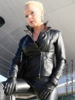 leather jacket DS-640